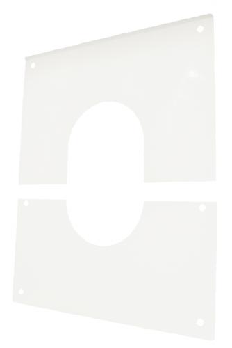 Plaque anti-goutte en 2 parties Apollo Chauffage concentrique