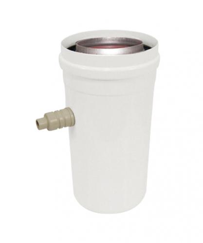 Récupérateur condensats concentrique Apollo chauffage alu