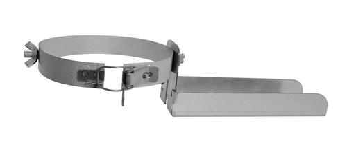 Collier de fixation galva 3CEp concentrique