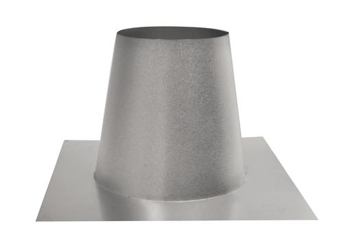 Solin toit plat brut 3CEp concentrique
