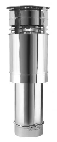 Terminal vertical inox/inox 3CEp concentrique