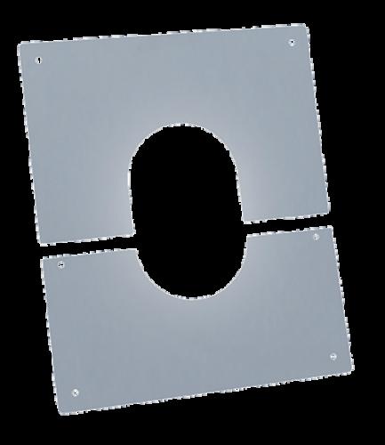 Plaque propreté inox 0/15° Apollo Gasfire