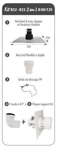 Kits Pegasus PP type B32-B33