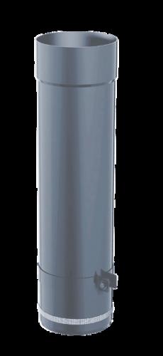 Rallonge télescopique acier peint 2mm