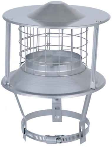 Chapeau extracteur statique Statiflex